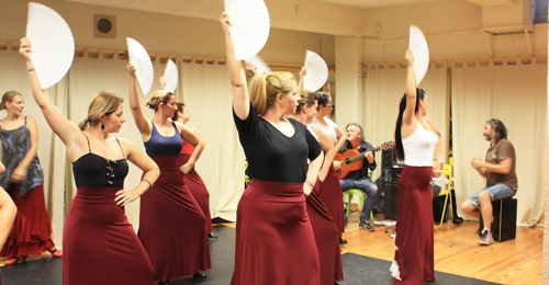A Sevilla-ACS Theater-Flamenco Rueda4