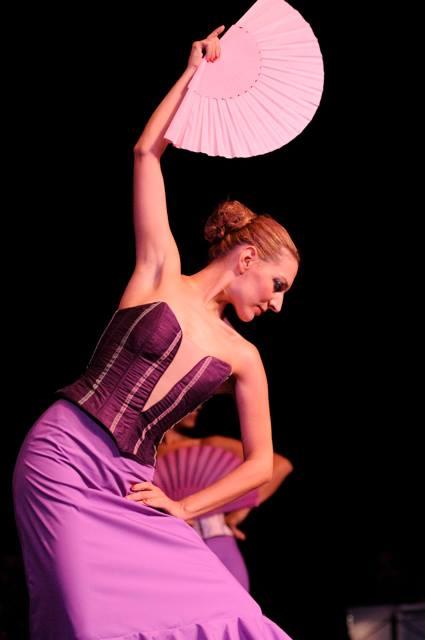 Stella Pappa - flamenco teacher - Rueda