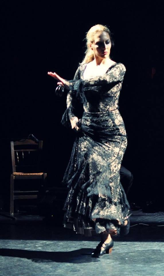 Stella Pappa - Flamenco Teacher