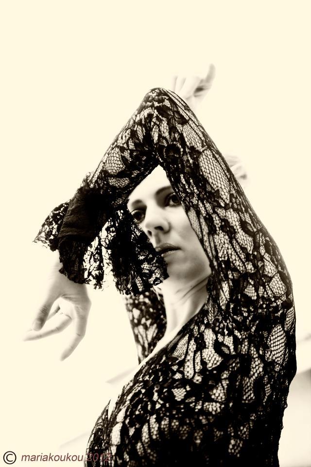 Στέλλα Παππά - καθηγήτρια χορού φλαμενκο