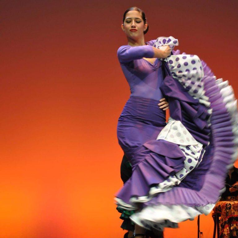 Eleni Dimakoulea - Flamenco teacher