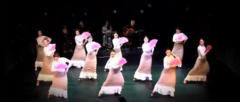 Guajira-Flamenco-Rueda-Diccionario-de-una-flamenca-Neos-Kosmos-Theater 2015
