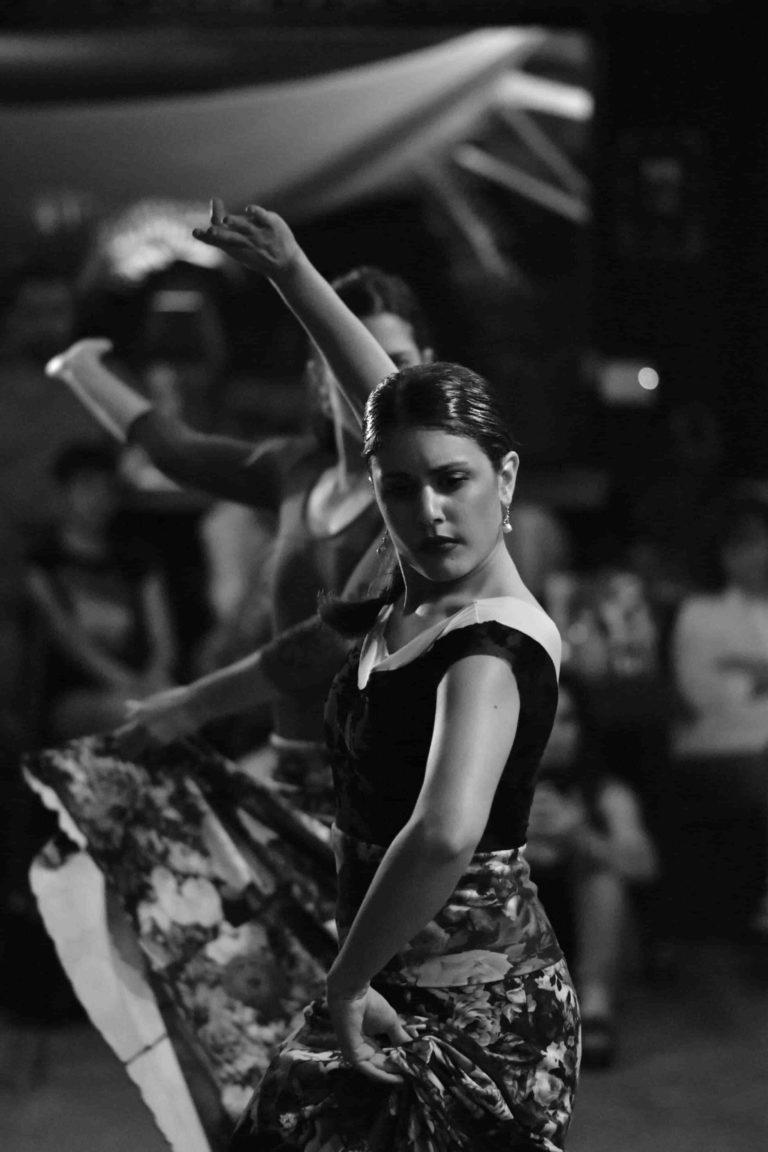 Eva Katsioti - flamenco teacher 4