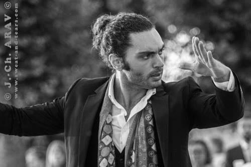 Τριήμερο σεμινάριο με τον Ιάσονα Δαμιανό στη σχολή χορού Flamenco Rueda