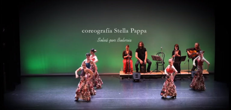 Solea-por-Buleria-Flamenco-Rueda-Peinetas-Flores-y-Lunares-Theater-ACS-Athens-2014