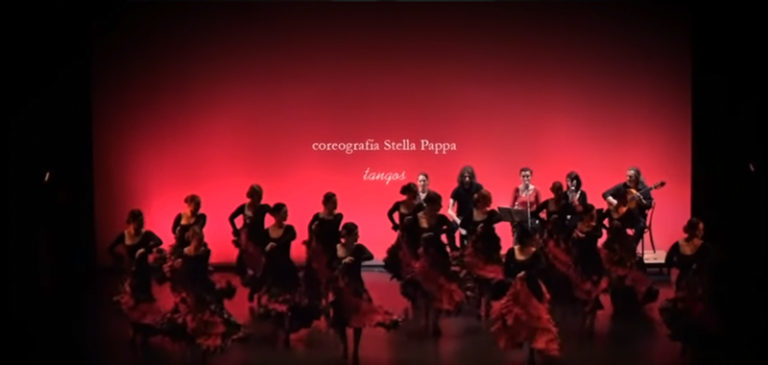 Tangos-Flamenco-Rueda-Peinetas-Flores-y-Lunares-Theater-ACS-Athens 2014
