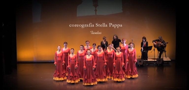 Tientos-Flamenco-Rueda-Peinetas-Flores-y-Lunares-Theater-ACS-Athens-2014