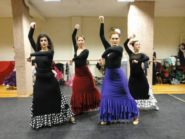 el palco-Flamenco Rueda event2