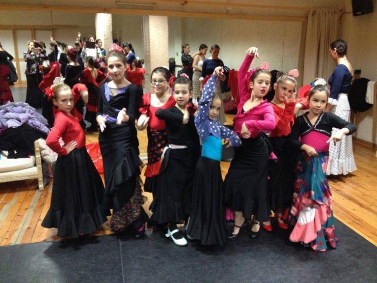 el palco-Flamenco Rueda event3