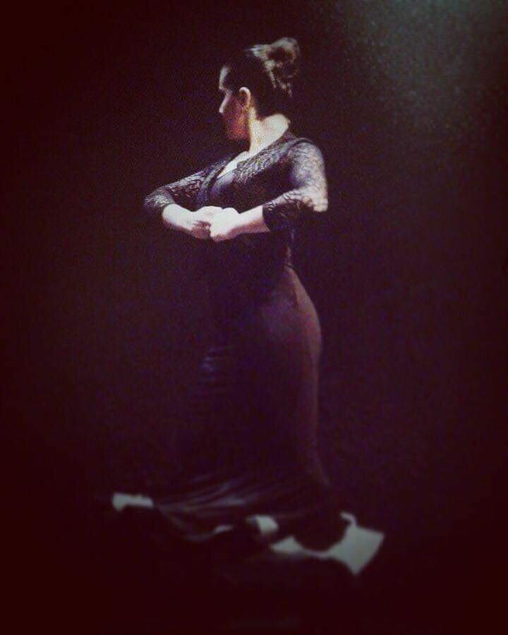 Eva Katsioti - flamenco teacher 2