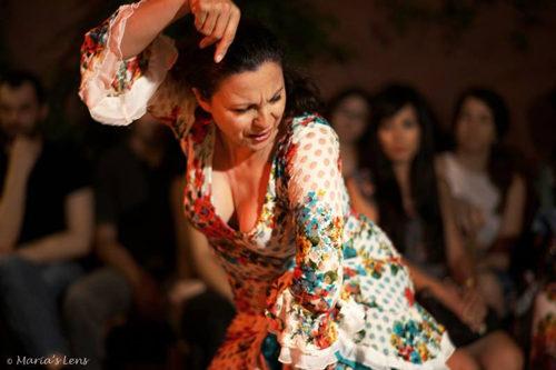 Bulerias para fiesta - Σεμινάριο buleria με την Mariela Carretero