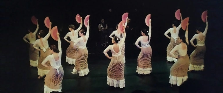 Guajira - Σχολή χορού flamenco Rueda