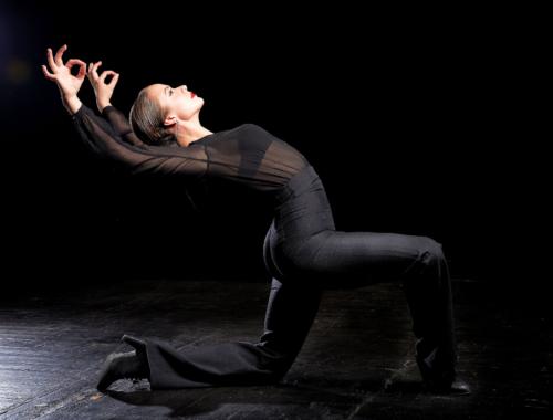 Selene Munoz curso flamenco - seminar