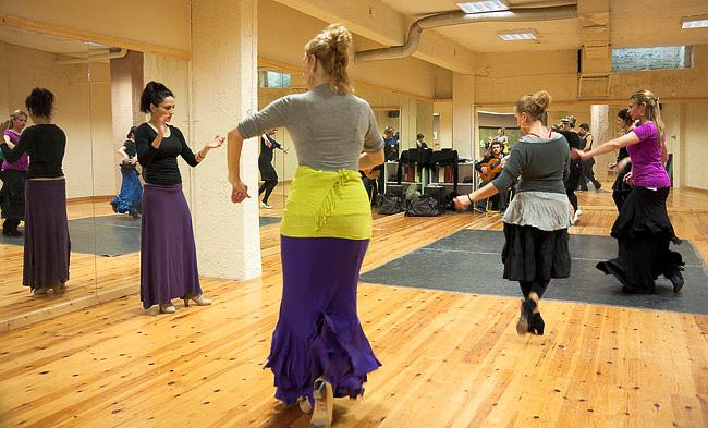 Maribel Ramos Flamenco Seminar (1)