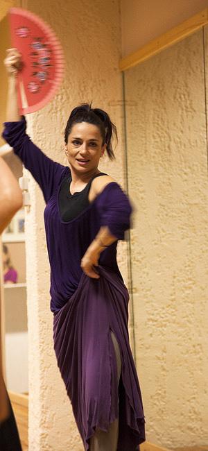 Maribel Ramos Flamenco Seminar (10)