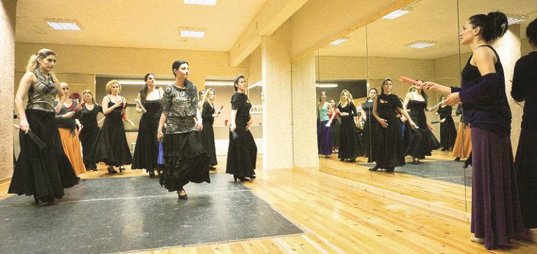Maribel Ramos Flamenco Seminar (13)