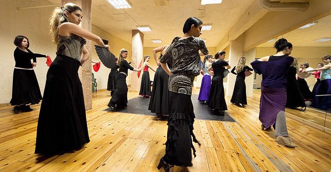 Maribel Ramos Flamenco Seminar (14)