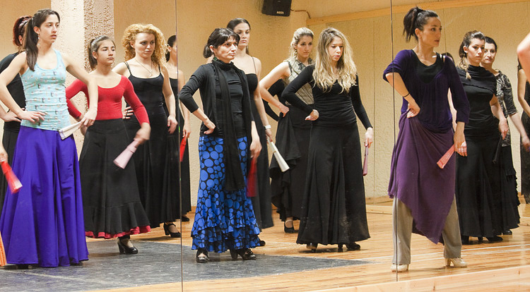 Maribel Ramos Flamenco Seminar (17)