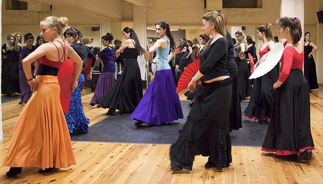 Maribel Ramos Flamenco Seminar (19)