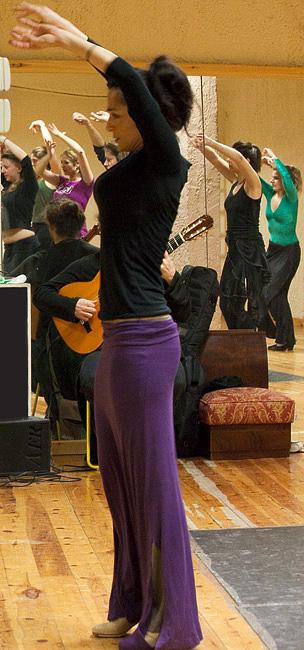 Maribel Ramos Flamenco Seminar (3)