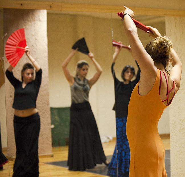 Maribel Ramos Flamenco Seminar (30)