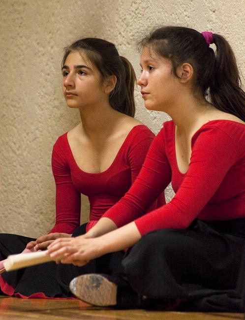 Maribel Ramos Flamenco Seminar (31)