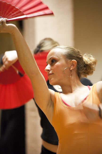 Maribel Ramos Flamenco Seminar (36)