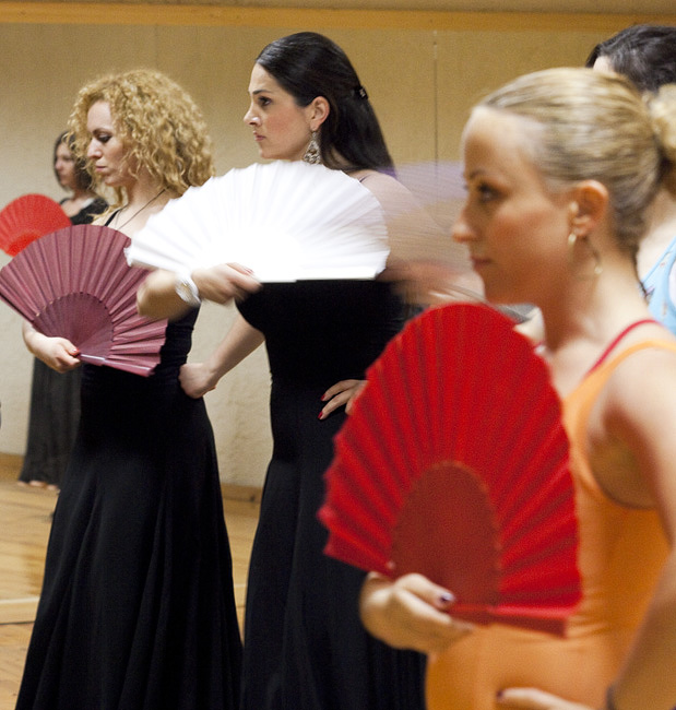Maribel Ramos Flamenco Seminar (39)