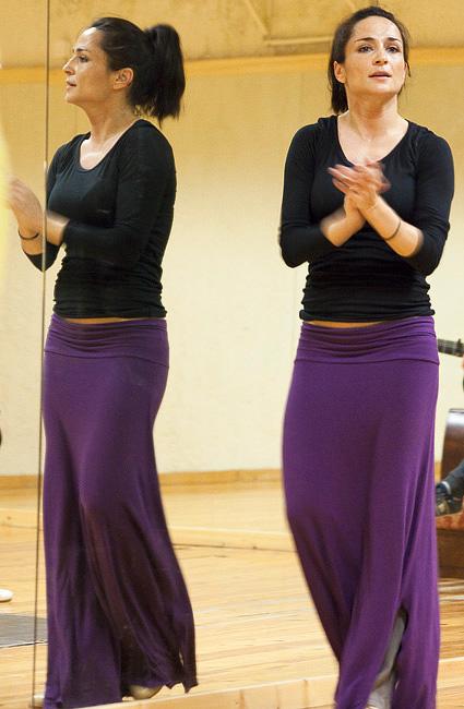 Maribel Ramos Flamenco Seminar (4)