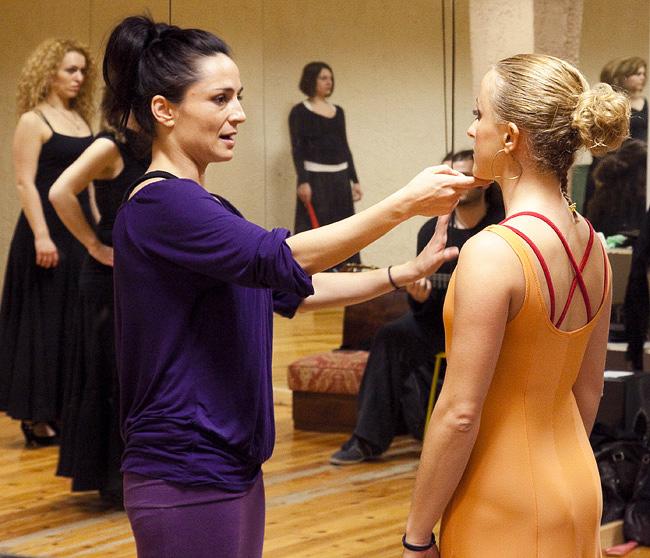 Maribel Ramos Flamenco Seminar (40)