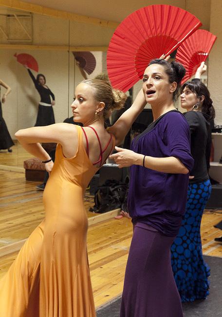 Maribel Ramos Flamenco Seminar (41)