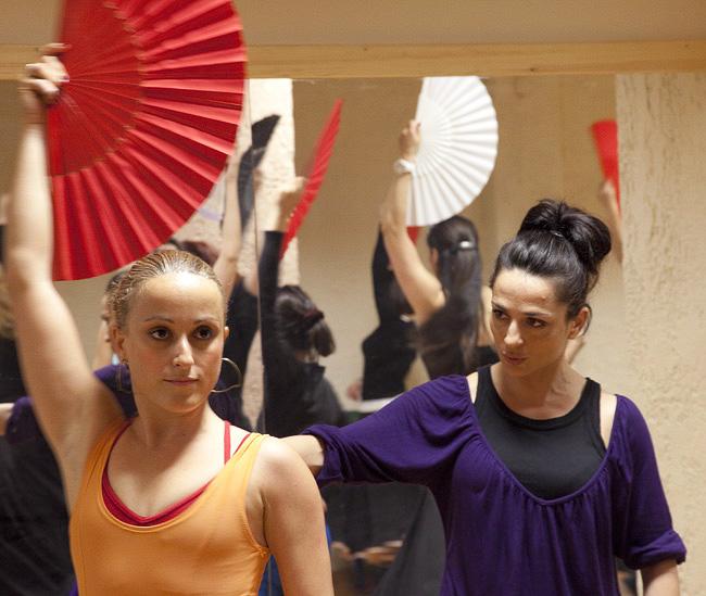 Maribel Ramos Flamenco Seminar (42)