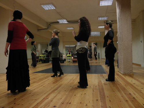 Maribel Ramos Flamenco Seminar (46)