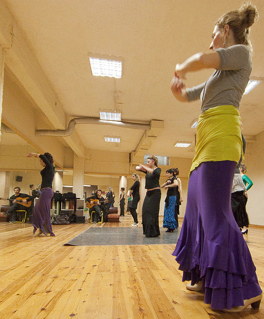 Maribel Ramos Flamenco Seminar (5)