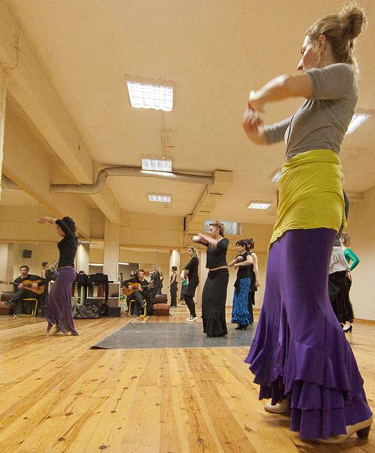Maribel Ramos Flamenco Seminar (5)