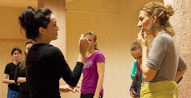 Maribel Ramos Flamenco Seminar (8)