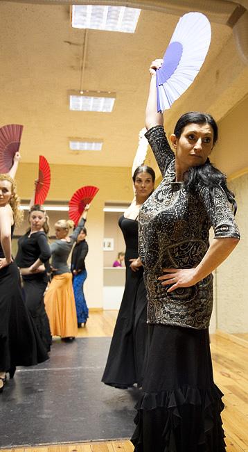 Maribel Ramos Flamenco Seminar (9)